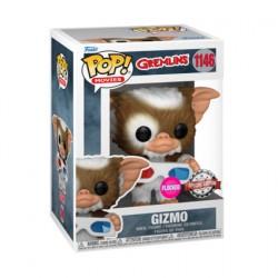 Figuren Pop Beflockt Gremlins Gizmo 3D Brillen Limitierte Auflage Funko Genf Shop Schweiz