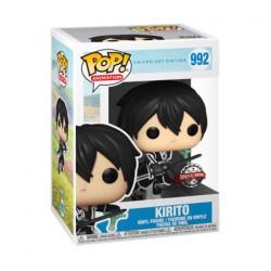 Figuren Pop Sword Art Online Kirito Two Swords Limitierte Auflage Funko Genf Shop Schweiz