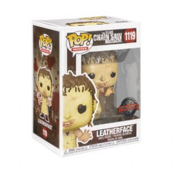 Figur Pop The Texas Chainsaw Massacre Leatherface with Hammer Limited Edition Funko Geneva Store Switzerland