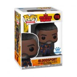 Figurine Pop The Suicide Squad 2021 Bloodsport Unmasked Edition Limitée Funko Boutique Geneve Suisse