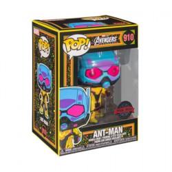 Figurine Pop Marvel Blacklight Ant-Man Edition Limitée Funko Boutique Geneve Suisse