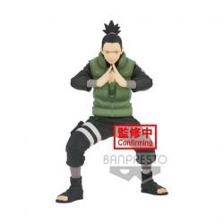 Figurine Naruto Shippuden Vibration Stars Nara Shikamaru Banpresto Boutique Geneve Suisse