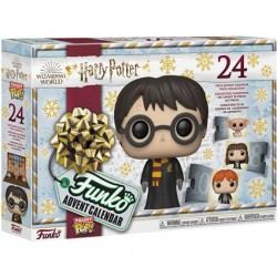 Pop Harry Potter Pocket Advent Calendar 2021