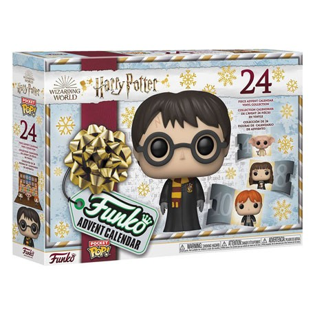 Figur Pop Harry Potter Pocket Advent Calendar 2021 Funko Geneva Store Switzerland