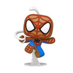 Figur Pop Marvel Holiday Spider-Man Funko Geneva Store Switzerland