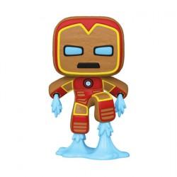 Figur Pop Marvel Holiday Iron Man Funko Geneva Store Switzerland