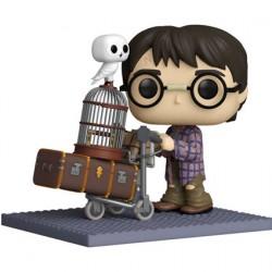 Figur Pop Deluxe Harry Potter Harry Pushing Trolley Funko Geneva Store Switzerland