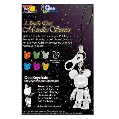 Figur Display of 30 pieces Mini Qee Metallic Geneva Store Switzerland