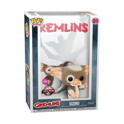 Figur Pop Cover Flocked Gremlins Limited Edition Funko Geneva Store Switzerland