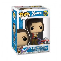 Figur Pop X-Men Kate Pryde with Lockheed Limited Edition Funko Geneva Store Switzerland