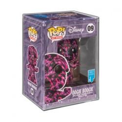Figuren Pop Artist Series Disney Nightmare before Christmas Oogie mit Acryl Schutzhülle Limitierte Auflage Funko Genf Shop Sc...