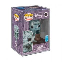 Figur Pop Artist Series Disney Nightmare before Christmas Sally in Hard Acrylic Protector Limited Edition Funko Geneva Store ...