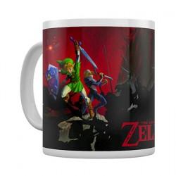 Figur The Legend of Zelda Heat Change Mug (1 pcs) Paladone Geneva Store Switzerland