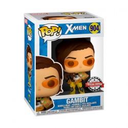 Figurine Pop X-Men Gambit with Cat Edition Limitée Funko Boutique Geneve Suisse