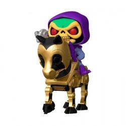 Figurine Pop 18 cm Les Maîtres de l'Univers Skeletor avec Night Stalker Funko Boutique Geneve Suisse