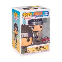 Figurine Pop Naruto Shippuden Asuma Edition Limitée Funko Boutique Geneve Suisse