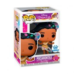 Figurine Pop Disney Princess Pocahontas with Leaves Edition Limitée Funko Boutique Geneve Suisse