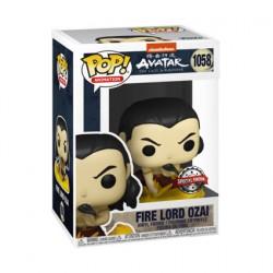 Figuren Pop Avatar the Last Airbender Fire Lord Ozai Limitierte Auflage Funko Genf Shop Schweiz