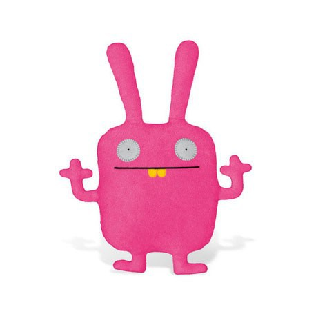 Figur Plush Uglydoll Wippy (18 cm) by David Horvath Pretty Ugly Geneva Store Switzerland