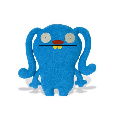 Figurine Peluche Uglydoll Basheeshee (18 cm) par David Horvath Pretty Ugly Boutique Geneve Suisse