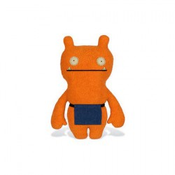 Figurine Peluche Uglydoll Wage (18 cm) par David Horvath Pretty Ugly Boutique Geneve Suisse