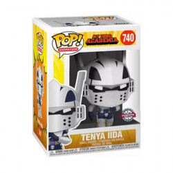 Figurine Pop My Hero Academia Tenya Iida Edition Limitée Funko Boutique Geneve Suisse