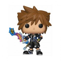 Figuren BESCHÄDIGTE BOX Pop Disney Kingdom Hearts 3 Drive Form Sora Limitierte Auflage Funko Genf Shop Schweiz