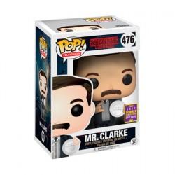 Figurine Pop SDCC 2017 Stranger Things Mr Clarke Limitée Edition Funko Boutique Geneve Suisse