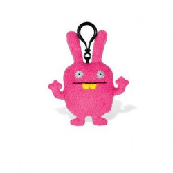 Figurine Clip-Ons : Wippy Pretty Ugly Uglydoll et Bossy Bear Geneve