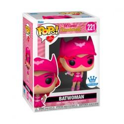 Pop DC Comics Heroes Bombshells Batwoman Breast Cancer Awareness Edition Limitée