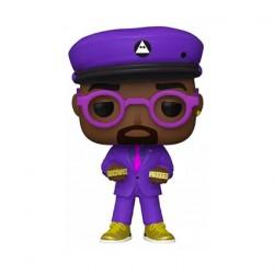 Pop Directeurs Spike Lee avec Costume Violet