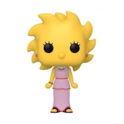 Figuren Pop Die Simpsons Lisandra Funko Genf Shop Schweiz
