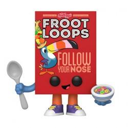 Figuren Pop Kellogg's Froot Loops Cereal Box Funko Genf Shop Schweiz