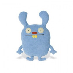 Figurine Uglydoll Citizens of the Uglyverse Brad Luck (25 cm) par David Horvath Pretty Ugly Boutique Geneve Suisse