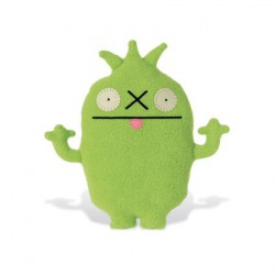 Figurine Uglydoll Citizens of the Uglyverse Nopy (25 cm) par David Horvath Pretty Ugly Boutique Geneve Suisse