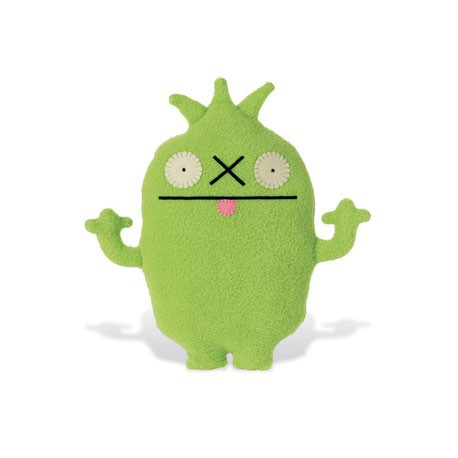 Figur Citizens of the Uglyverse : Nopy (25 cm) Pretty Ugly Uglydoll and Bossy Bear Geneva