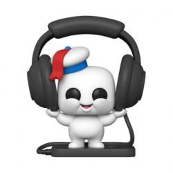 Figuren Pop Phosphoreszierend Ghostbusters Afterlife Mini Puft mit Kopfhörer Limitierte Auflage Funko Genf Shop Schweiz