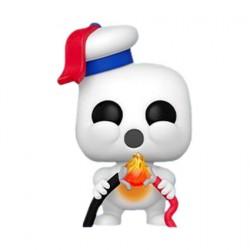 Figuren Pop Phosphoreszierend Ghostbusters Afterlife Mini Puft mit Kabel Limitierte Auflage Funko Genf Shop Schweiz