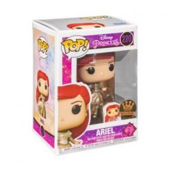 Figuren Pop Arielle, die Meerjungfrau Ariel Ultimate Princess Gold mit Pin Limitierte Auflage Funko Genf Shop Schweiz