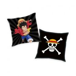 Figur One Piece Pillow Skull and Monkey D. Luffy Herding Geneva Store Switzerland
