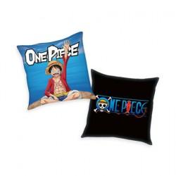 Figur One Piece Pillow Logo and Monkey D. Luffy Herding Geneva Store Switzerland