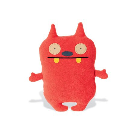Figur Uglydoll Citizens of the Uglyverse Sour Corn (25 cm) by David Horvath Pretty Ugly Geneva Store Switzerland