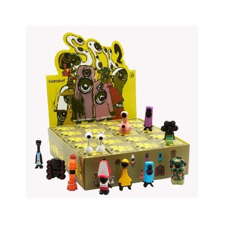 Figurine Speaker Family 2 Kidrobot Boîtes scellées Geneve