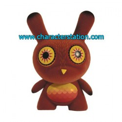 Dunny 2013 Chase Signed by Nathan Jurevicius