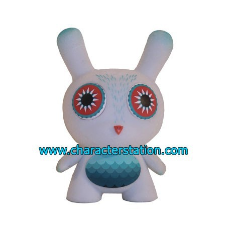 Figur Dunny 2013 by Nathan Jurevicius Kidrobot Little Toys Geneva