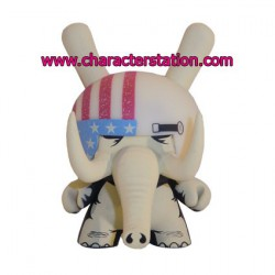 Dunny 2013 par Jon Paul Kaiser Secret Phosphorescent
