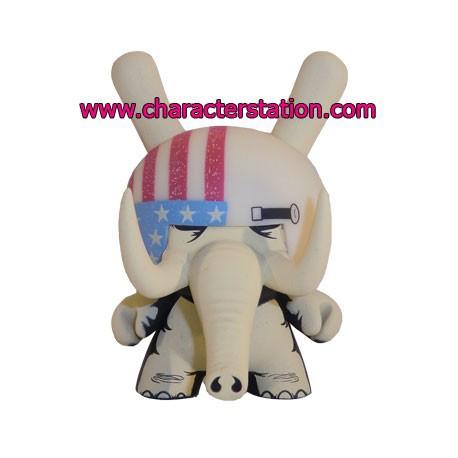 Figuren Dunny 2013 von Jon Paul Kaiser Chase GID Kidrobot Genf Shop Schweiz