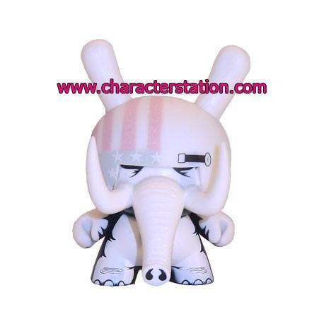 Figurine Dunny 2013 par Jon Paul Kaiser Kidrobot Boutique Geneve Suisse