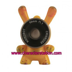 Dunny 2013 Secret 1 par Cris Rose
