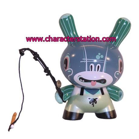 Figurine Dunny 2013 par Sergio Mancini Kidrobot Boutique Geneve Suisse